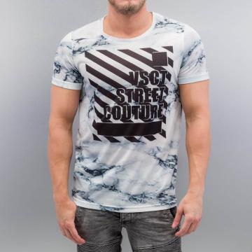 VSCT Clubwear T-shirt White Marble vit