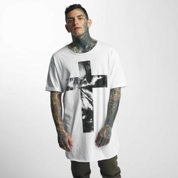 VSCT Clubwear T-shirt Cross Palm Loose vit