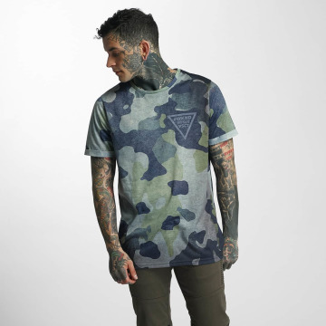 VSCT Clubwear T-shirts Triangle Logo camouflage