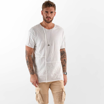 VSCT Clubwear T-Shirty Cubic Round bialy