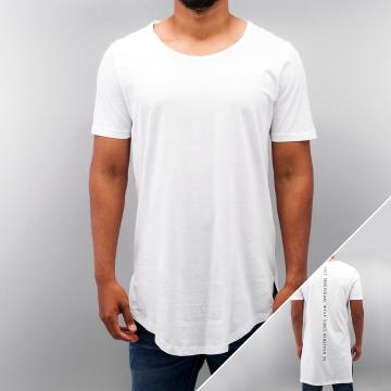 VSCT Clubwear Tall Tees Roundneck Basic Long weiß