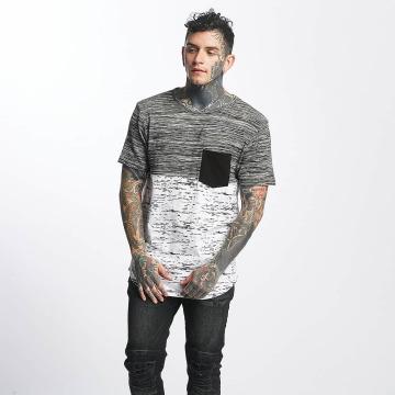 VSCT Clubwear Tričká 3-C Moulinee Knit biela