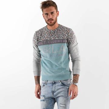 VSCT Clubwear trui Faded 90ies grijs