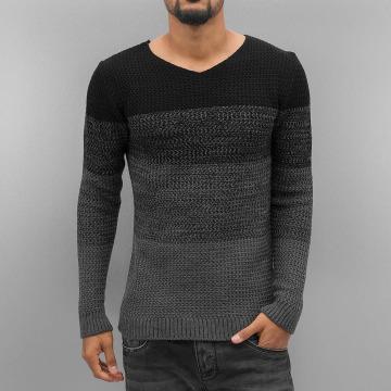 VSCT Clubwear trui Kyushu Printed zwart
