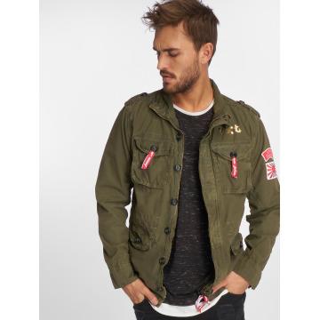 VSCT Clubwear Välikausitakit Customized Tiger khakiruskea