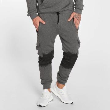 VSCT Clubwear Verryttelyhousut Cargo Oiled harmaa