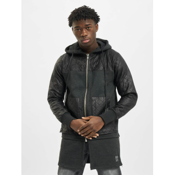 VSCT Clubwear Vetoketjuhupparit Elite Long harmaa