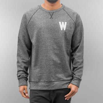 Wemoto Pullover Wade Chest schwarz