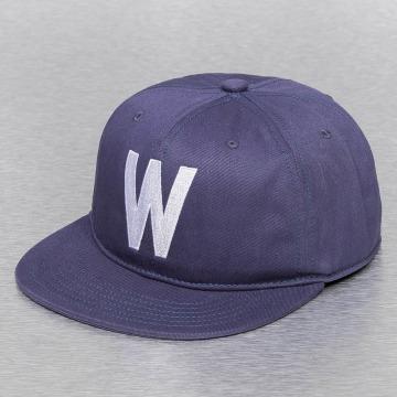 Wemoto Snapback Cap Boston blue
