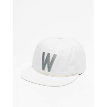 Wemoto Snapback Cap Boston weiß