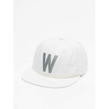 Wemoto Snapback Cap Boston white