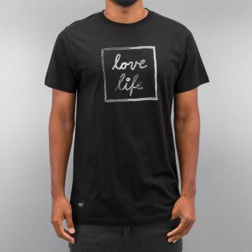 Wemoto T-Shirt Lovelife noir