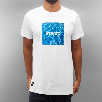 Wemoto T-Shirt Water weiß