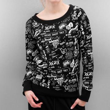 Who Shot Ya? Пуловер DRWA45 черный