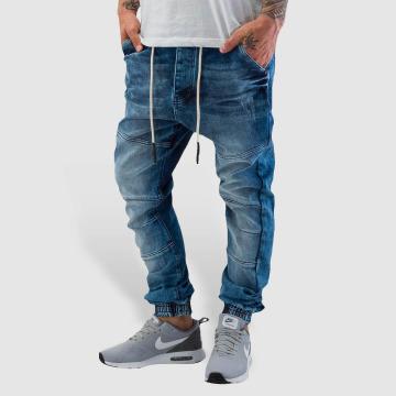 Who Shot Ya? Antifit jeans Antifit blå