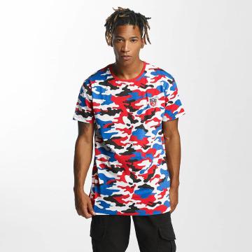 Who Shot Ya? Camiseta ChilliBash camuflaje