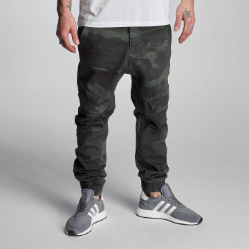 Who Shot Ya? Cargo pants K205 camouflage