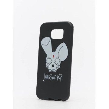 Who Shot Ya? Custodia cellulare Bunny Logo Samsung nero