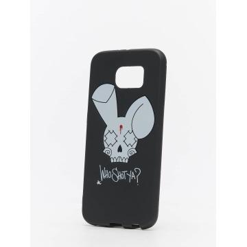 Who Shot Ya? Funda de móvil Bunny Logo Samsung negro