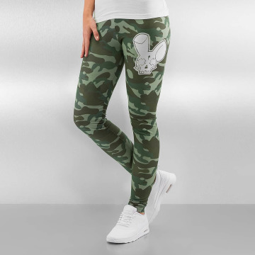 Who Shot Ya? Leggings/Treggings Sisco camouflage