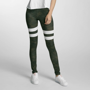 Who Shot Ya? Leggings/Treggings Booty green