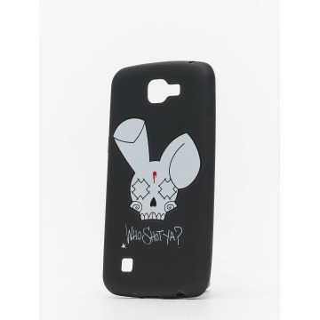 Who Shot Ya? Mobile phone cover Bunny Logo LG black