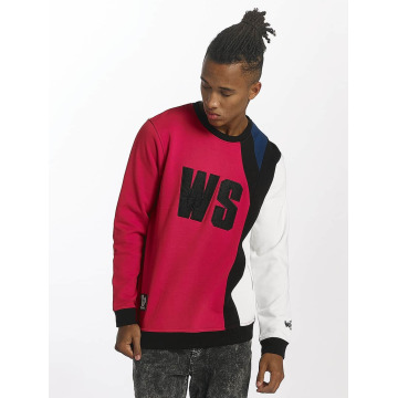 Who Shot Ya? Pullover ? Whoshot Y Crew Neck Red...