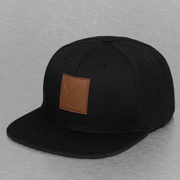 Who Shot Ya? snapback cap WHO? zwart