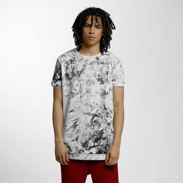 Who Shot Ya? T-shirt Henslin bianco