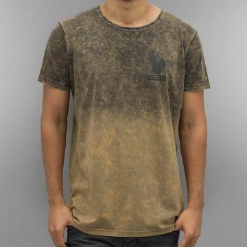 Who Shot Ya? T-Shirt Berlin brun