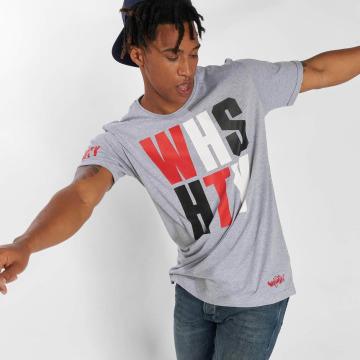 Who Shot Ya? T-Shirt WHSHTY grau