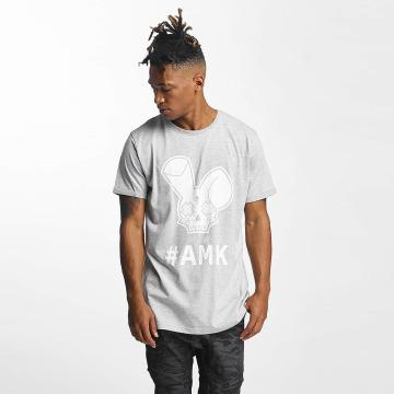 Who Shot Ya? T-Shirt Logo grey