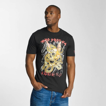 Who Shot Ya? T-Shirt InSquadWeTrust noir