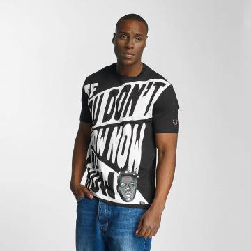 Who Shot Ya? t-shirt YouKnow zwart