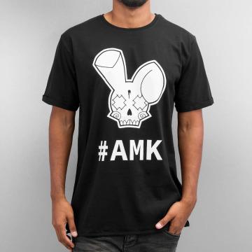 Who Shot Ya? T-Shirty AMK czarny