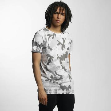 Who Shot Ya? T-skjorter Camo hvit