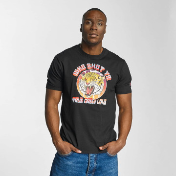 Who Shot Ya? T-skjorter TrueCrewLove svart