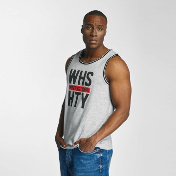 Who Shot Ya? Tank Tops International gris