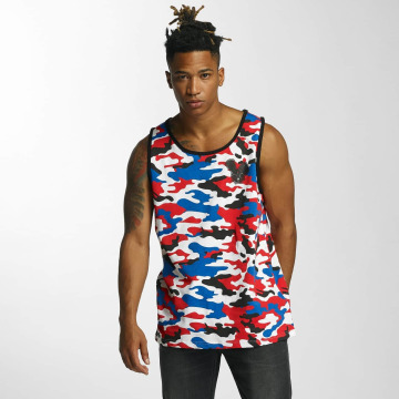 Who Shot Ya? Tank Tops Cant see me red