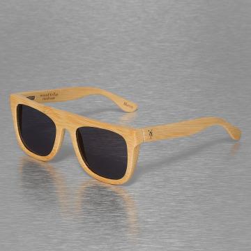 Wood Fellas Eyewear Aurinkolasit Wood Fellas Mino ruskea