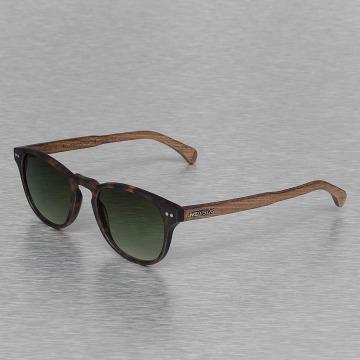 Wood Fellas Eyewear Briller Eyewear Haidhausen Polarized Mirror brun