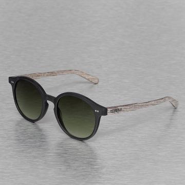 Wood Fellas Eyewear Okuliare Eyewear Solln Polarized Mirror èierna