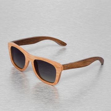Wood Fellas Eyewear Solglasögon Wood Fellas Jalo brun