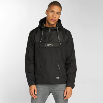 Wrung Division Демисезонная куртка Wnd черный