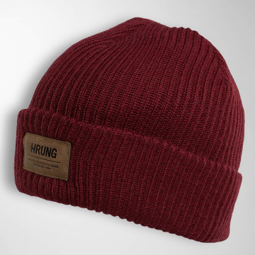 Wrung Division Beanie Murphy rood