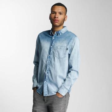 Wrung Division Camisa Kirk azul