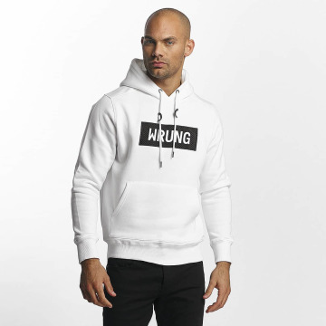 Wrung Division Hoodie Boxter white