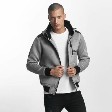Wrung Division Lightweight Jacket Tekk Winter grey
