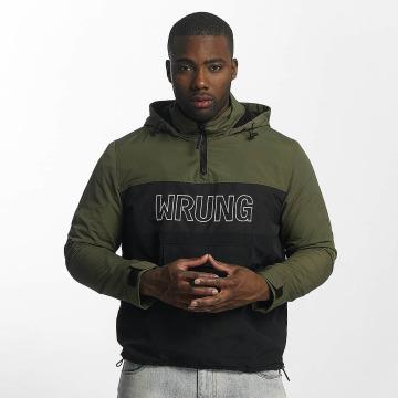 Wrung Division Lightweight Jacket Mist khaki