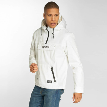 Wrung Division Lightweight Jacket Wnd white
